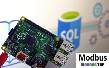 formation raspberry - sql - modbus tcp