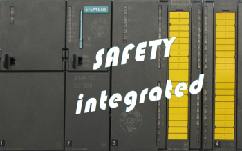 siemens s7-300f safety integrated